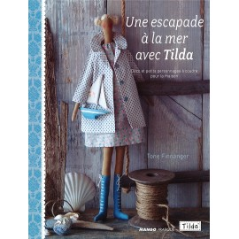 "Livre ""Une escapade à la mer avec Tilda"""