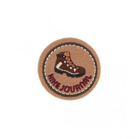 Thermocollant Badge Air Force WWE