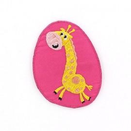 Coudière/Genouillère Happy Animals Girafe (la paire)