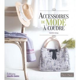 """Livre """"Accessoires de mode à coudre"""""""
