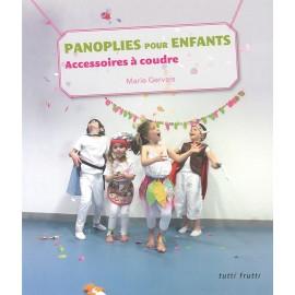 """Livre """"Panoplies pour enfants - Accessoires à coudre"""""""