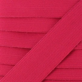 Elastique plat Color Fuchsia