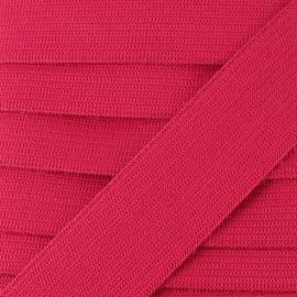 Flat elastic Color - Fuchsia
