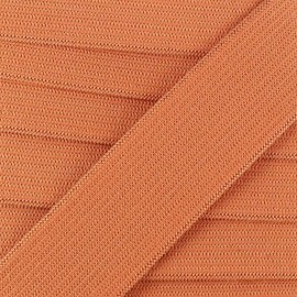 Flat elastic Color - coral