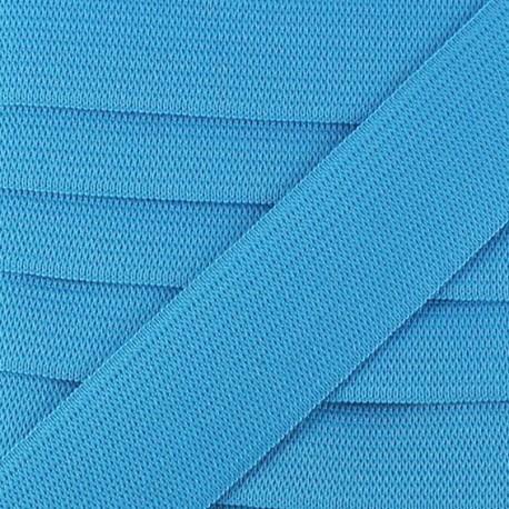 Elastique plat Color marine