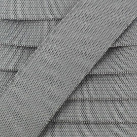 Flat elastic Color - grey