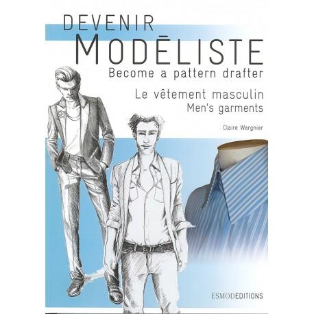 """Livre """"Devenir Modéliste - Le vêtement féminin Tome 1"""""""