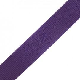 Sangle Polypropylène violet 40 mm