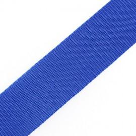 Sangle Polypropylène bleu roy