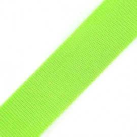 Sangle Polypropylène vert anis