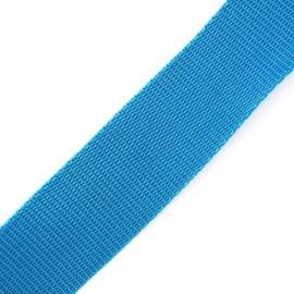 Polypropylene strap - turquoise