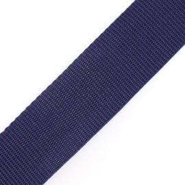 Polypropylene strap - navy