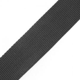 Polypropylene strap - black