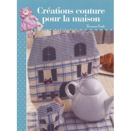 """Livre """"Créations couture pour la maison"""""""