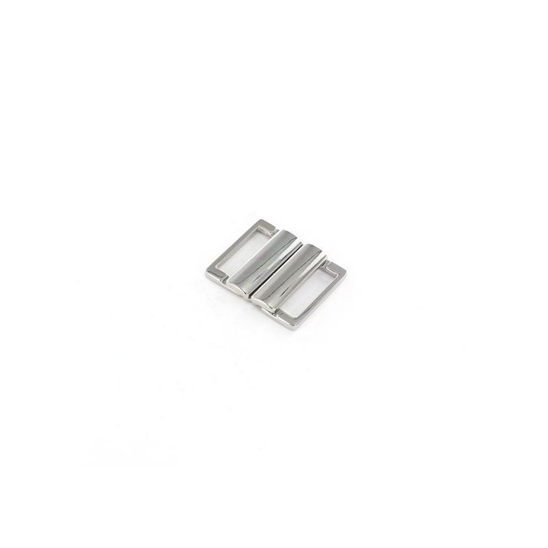 Fermoir ceinture métal Bela argent - Ma Petite Mercerie 686ea3fde34