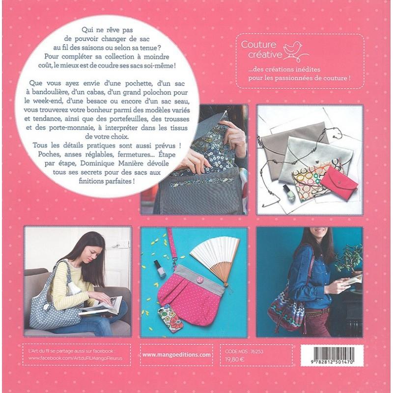 livre mes sacs en tissu plus de 20 mod les pour toutes les occasions ma petite mercerie. Black Bedroom Furniture Sets. Home Design Ideas