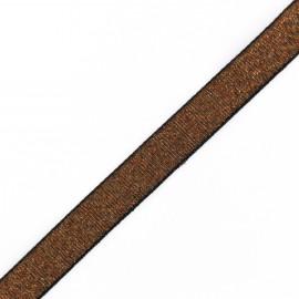Lurex Glitter Ribbon - Black