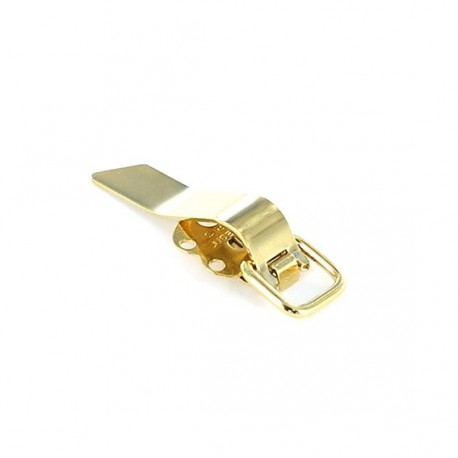 Fermoir métal Elégance doré