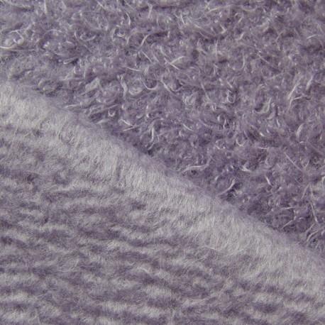 Flannelette fabric - mauve x 10cm