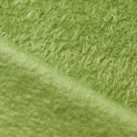 Flannelette fabric - green x 10cm