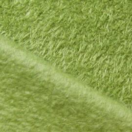 Flannelette fabric - green x 10cm