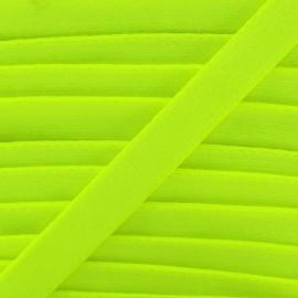 Stretch lingerie elastic 10mm - neon yellow