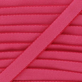 Stretch lingerie elastic 10mm - neon pink