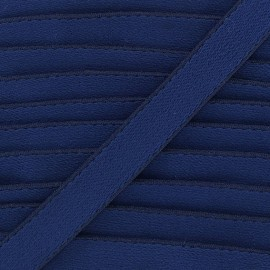 Stretch lingerie elastic 10mm - navy blue