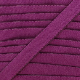 Stretch lingerie elastic 10mm - dark purple