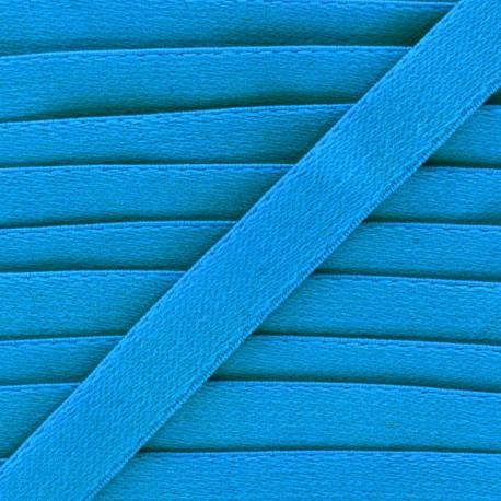 Stretch lingerie elastic 10mm - neon blue
