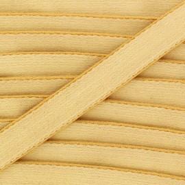 Elastique lingerie 10mm beige clair