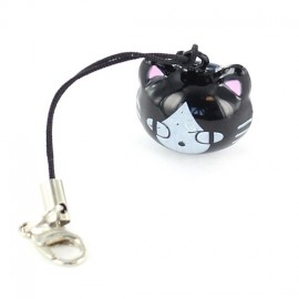 Fun Little bell, Cat - black/white