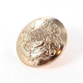 Bouton métal Valten Cuivre