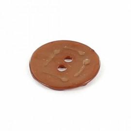 Button, Paint - butterscotch