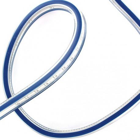 Curved ruler 50 cm