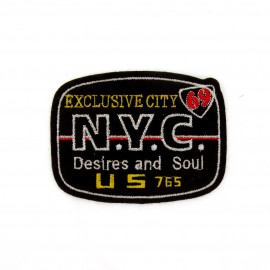 Thermocollant N.Y.C Exclusive City noir