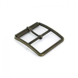Boucle ceinture métal Tino Laiton