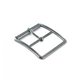 Boucle ceinture métal Tino Argent