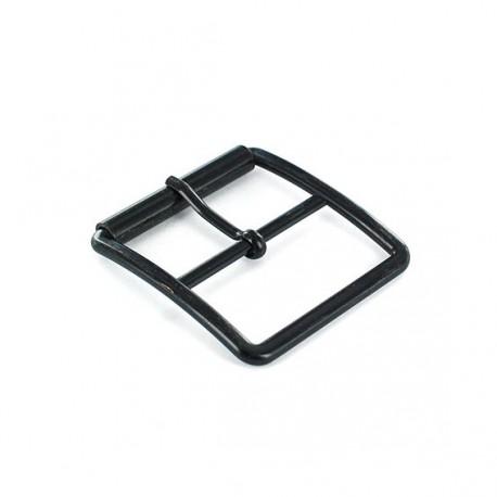 Boucle ceinture métal Tino Noir