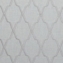 ♥ Coupon 200 cm X 140 cm ♥  Fabric Global Luxe Riad Pebble