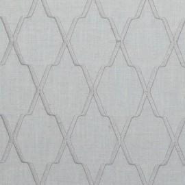 ♥ Coupon 200 cm X 140 cm ♥  Tissu Global Luxe Riad Pebble