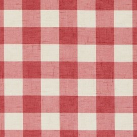♥ Coupon 180 cm X 140 cm ♥ Fabric Geneviève Polly Old Pink