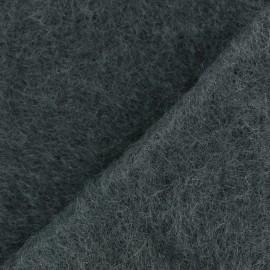 Tissu Ankara Mohair noir x 10cm