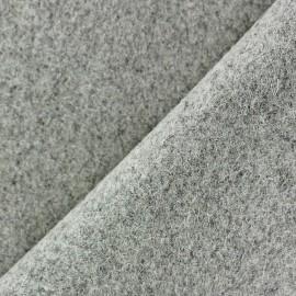 Tissu Abruzzes laine granit x 10cm