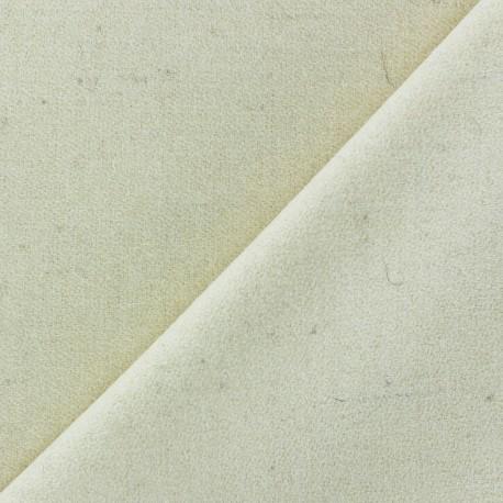 Tissu Patou gris anthracite x 10cm