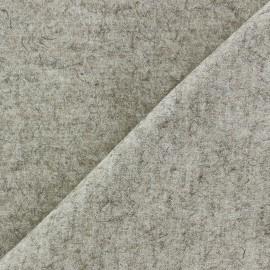 ♥ Coupon 50 cm X 145 cm ♥  Labrit wool Bizet fabric