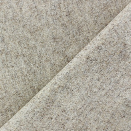 Labrit wool Sologne fabric x 10cm
