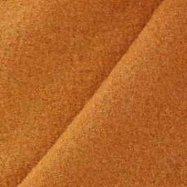 Boiled wool - mandarin x 10cm