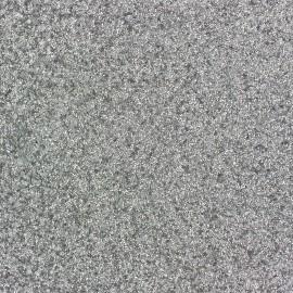 Glitter Fiesta Fabric - Silver x10cm