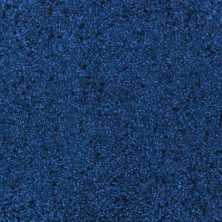 Glitter Fiesta Fabric - Navy x10cm